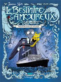 Grand Vampire : Bestiaire amoureux : Mademoiselle Soupir #2 [2007]