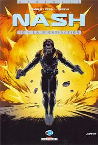 Nash : La 4e Extinction #10 [2007]