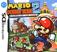 Mario Vs Donkey Kong 2 : March Of The Minis - DS