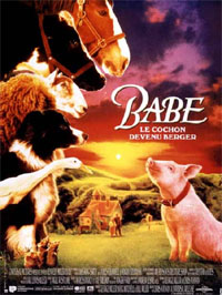 Babe, le cochon devenu berger [1996]
