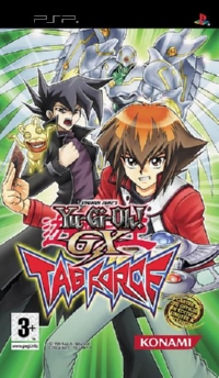 Yu-Gi-Oh! GX Tag Force #1 [2007]