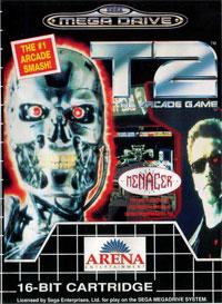Terminator : T2 The Arcade Game [1992]