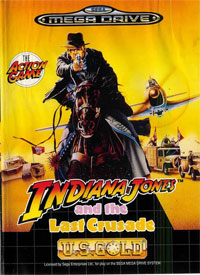 Indiana Jones and The Last Crusade [1992]