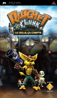 Ratchet & Clank : La Taille Ca Compte - PS2
