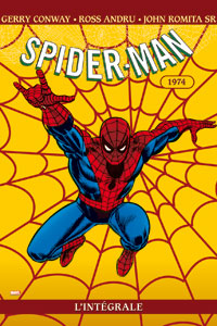 Spider-Man : l'intégrale 1974 [#12 - 2007]