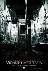 Les Livres de Sang : The Midnight Meat Train [2009]