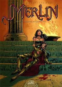 Légendes arthuriennes : Merlin : Le chaudron de Bran le Beni [#7 - 2005]