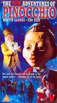 Pinocchio et Geppetto [2001]