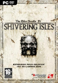 Oblivion : The Shivering Isles - PC
