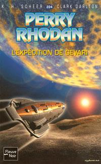 Perry Rhodan : L'expédition du Gevari [#224 - 2007]