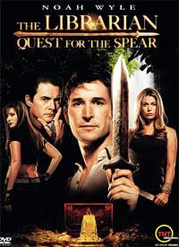 Flynn Carson : Le Mystère de la Lance Sacrée #1 [2006]