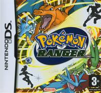 Pokemon Ranger - DS