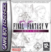 Final Fantasy V Advance - GBA