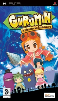 Gurumin : A Monstrous Adventure - PSP