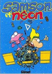 Samson et Néon : Du boudin dans le frigo #3 [2001]