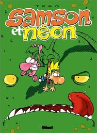 Samson et Néon : Jamais Peur #5 [2003]