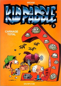 Kid Paddle : Carnage total [#2 - 1996]