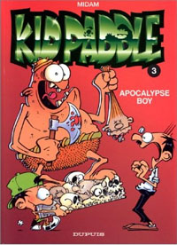 Kid Paddle : Apocalypse boy [#3 - 1997]