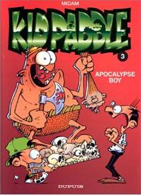 Kid Paddle : Apocalypse boy [#3 - 1997]