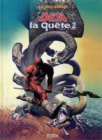Den, la quête 2 [2000]