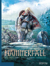 Hammerfall : La peine du serpent [#1 - 2007]
