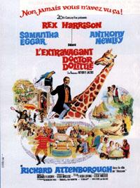 L'Extravagant docteur Dolittle [1968]