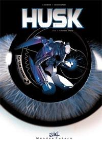 Husk : Monkey Brain [#1 - 2007]