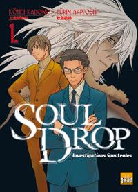 Soul Drop Investigations spectrales : Soul Drop [#1 - 2007]