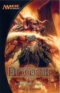 Magic, l'assemblée : Ravnica : Discorde #3 [2007]