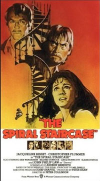 The Spiral Staircase : La Nuit de la peur [1975]