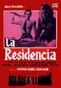 La Résidence / The House That Screamed : La Résidence [1970]