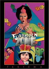 Forbidden Zone [1984]