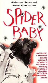 Spider Baby [1969]