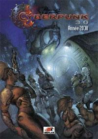 Cyberpunk V3 : Cyberpunk 3.0 [2007]