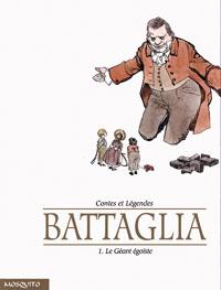 Contes et légendes : Le Géant égoïste #1 [2006]