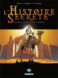 L'Histoire secrète Saison 2 : Les 7 piliers de la sagesse #8 [2007]
