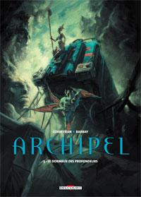 Archipel : Le Dormeur des profondeurs #3 [2007]