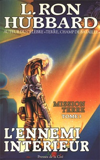 Mission Terre : L'Ennemi intérieur [#3 - 1988]