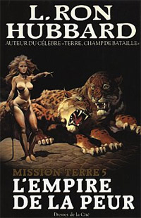 Mission Terre : L'Empire de la peur [#5 - 1989]