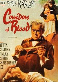 Corridors of Blood [1962]