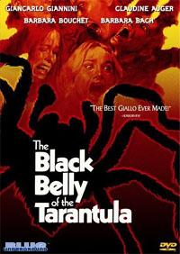 La tarentule au ventre noir [1972]