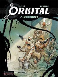 Orbital : Ruptures #2 [2007]