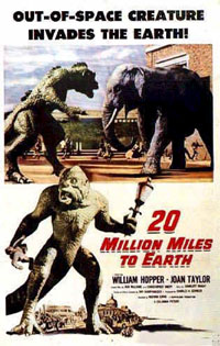 À des millions de kilomètres de la terre [1958]