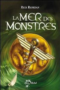 Percy Jackson : La Mer des Monstres #2 [2007]