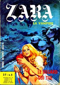 Zara la vampire : Le regard qui tue #9 [1976]