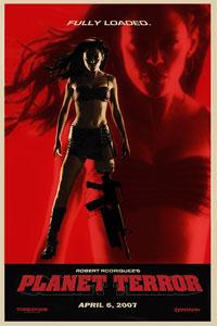 Grindhouse : Planète terreur [2007]