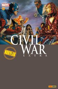 Marvel : Civil War Extra [2007]
