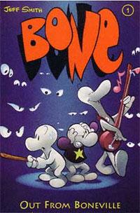 Bone épisode 1 la foret sans retour [2007]