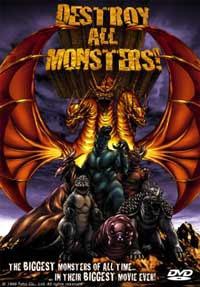 Godzilla : Les Envahisseurs attaquent [1973]