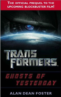 Transformers: Ghosts of Yesterday #1 [2007]
